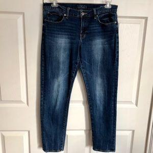 Lucky Brand Sienna Slim Boyfriend 10/30 Jeans